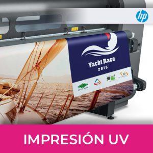 Impresión UV